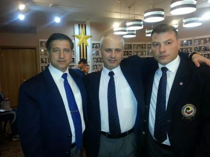 Соколов, Лахтиков, Савловский - SANKER CUP 2013
