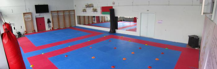 General view of the Dojo
